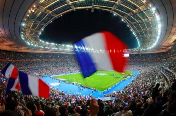 Евро-2016 по футболу, Чемпионат Европы по футболу, Париж, стадион Стад-де-Франс, финал Евро 2016