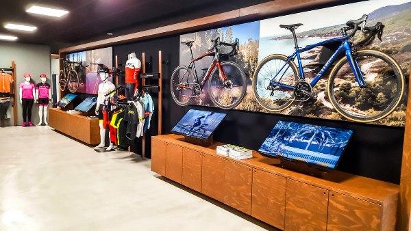 Европейский офис компании Specialized, велосипеды Specialized