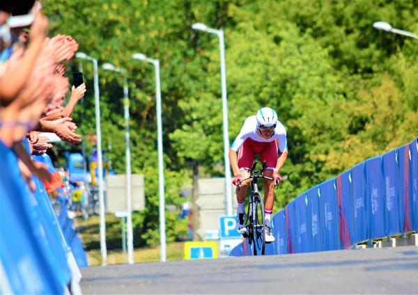 European Games Minsk 2019 Individual Time Trial Photo, European Games Minsk 2019 Photos, Time Trial Cycling Minsk Photos, Cycling Photo Minsk 2019, European Game Time trial Cycling Photos, www.swim.by, Time Trial Cycling Race Minsk 2019 Photo, European Games Cycling Photos, 2019 European Games ITT Cycling Pictures, European Games Minsk 2019 Pictures, ITT Minsk Cycling Photo, Swim.by