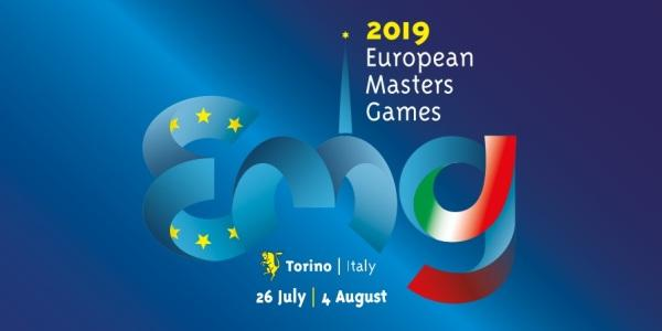 European Masters Games 2019, EMG 2019, Torino 2019, Европейские Игры Мастерс 2019, European Masters Games Torino 2019, EMG