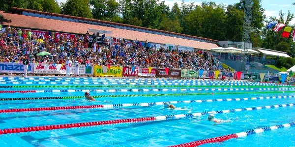 European Masters Swimming Championships 2018, registration, dates