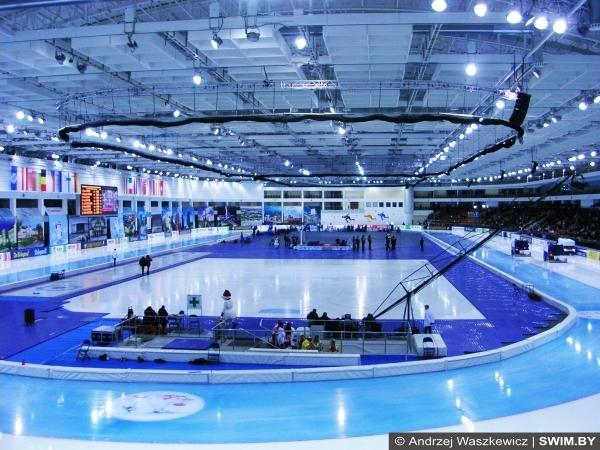 European speed skating championships 2016 in Minsk