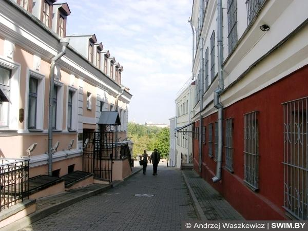 European streets, travel