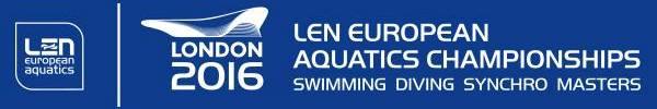 European swimming championships London 2016