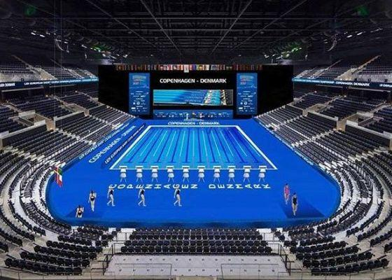 EuroSwim 2017 in Copenhagen, European Short Course Swimming Championships, Swim.by