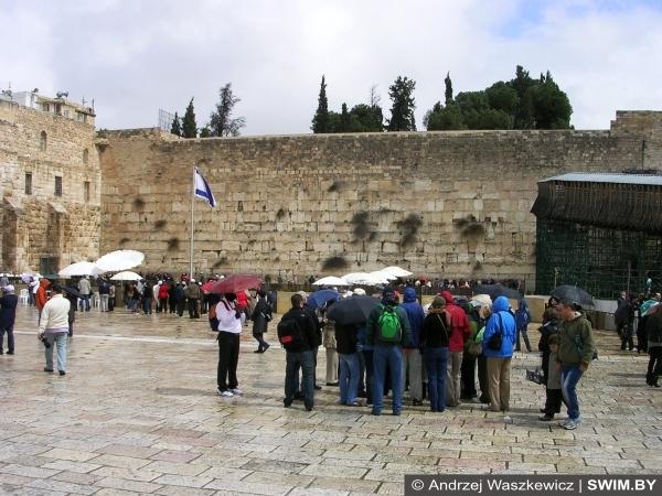Еврейский квартал, Стена плача, Иерусалим
