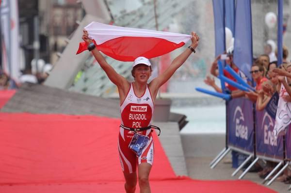 Ewa Bugdoł триатлон, Ironman 70.3 Gdynia 2016, Ironman triathlon