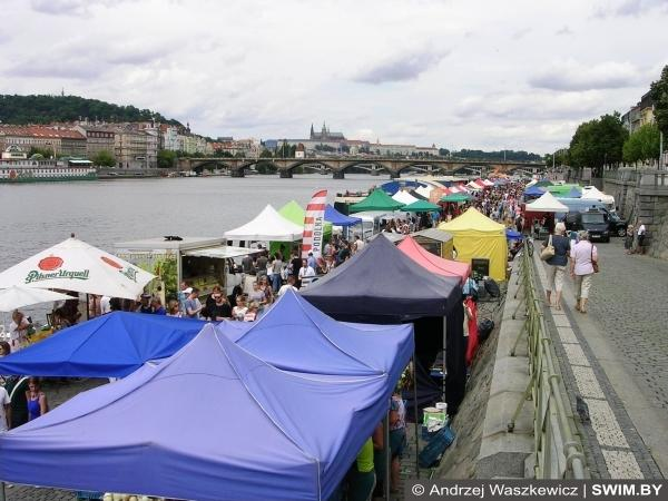 Фермерский рынок в Праге