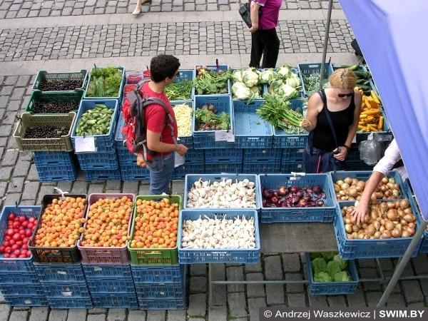 Фермерский рынок Bio продукты