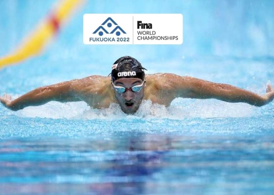 FINA World Aquatics Championships Fukuoka 2022, World Swimming Championships 2022, www.swim.by, FINA World Swimming Championships 2022, FINA World Masters Swimming Championships Fukuoka 2022, Swim.by