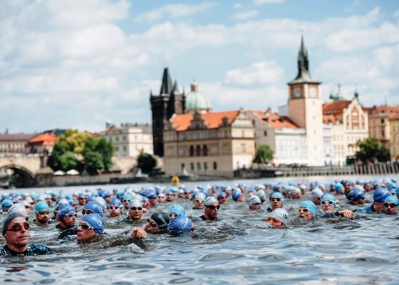 Ford Challenge Prague 2018, Challenge Prague Triathlon, EMG Sport