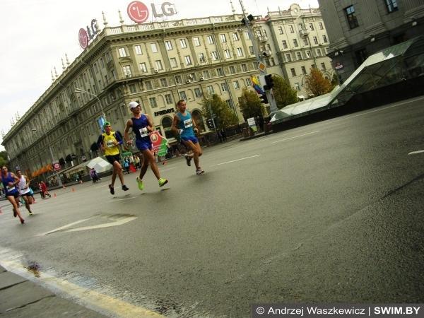 Фото минский марафон
