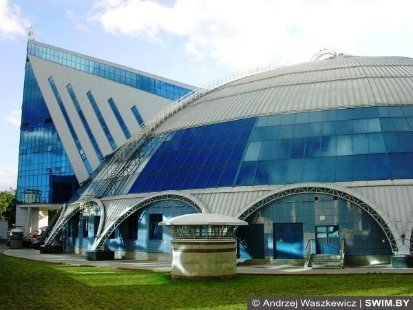 Фристайл в бассейне, фристайл в Минске