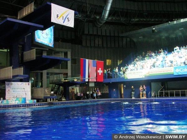 Фристайл в бассейне, Чемпионат Беларуси по прыжкам на лыжах в воду, Чемпионат Беларуси по фристайлу, Swim.by
