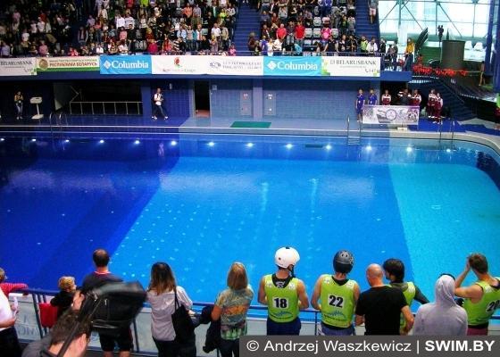 Фристайл в бассейне, Чемпионат Беларуси по прыжкам на лыжах в воду