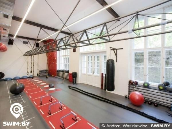 Functional training center PowerFit Prague