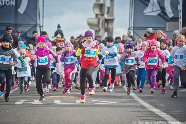 Gdynia Half Marathon 2018, Полумарафон в Гдыне, Poland Running, EMG Sport, www.swim.by