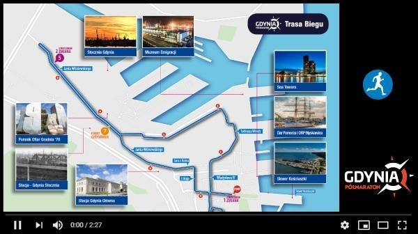 Gdynia Half Marathon 2019, Gdynia Półmaraton 2019, www.swim.by, Gdynia Półmaraton 2019 Mapa, Gdynia Półmaraton, Gdynia Half Marathon, Swim.by