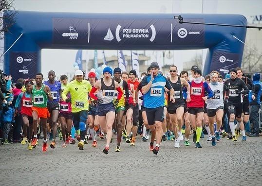 Gdynia Half Marathon, полумарафон в Гдыне, Андрей Вашкевич, спортивный маркетинг