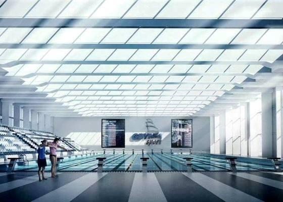 Олимпийский центр плавания построят в Гдыне
