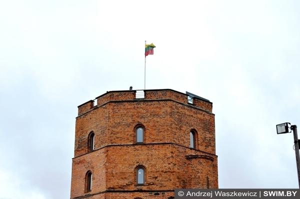 Gediminas Tower, Башня Гедиминаса, Вильнюс