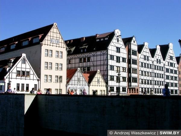 Немецкая архитектура, Пруссия, Балтийский велотур