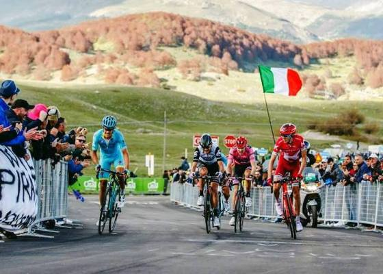 Giro d'Italia 2016, велогонка Джиро 2016