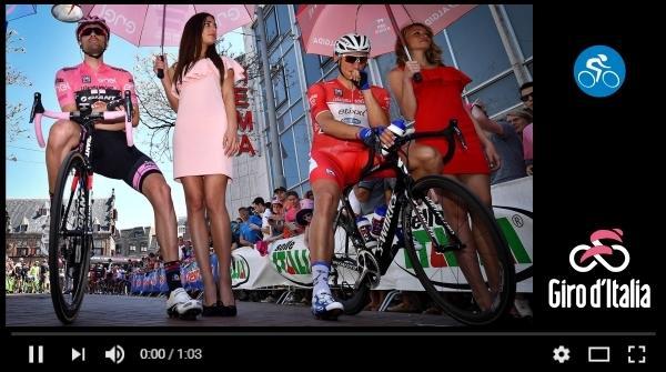 Giro d'Italia 2018, Official Promo Video, Giro d'Italia 2018 Video, Swim.by