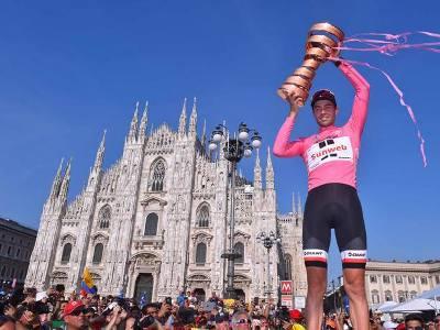 Том Дюмулен, Giro d'Italia 2017