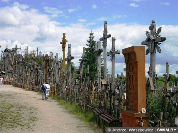 Шяуляй, Гора Крестов, Балтийский велосипедный тур