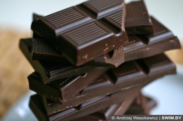 Горький шоколад, самые полезные продукты для сердца