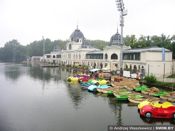 Городской парк Варошлигет