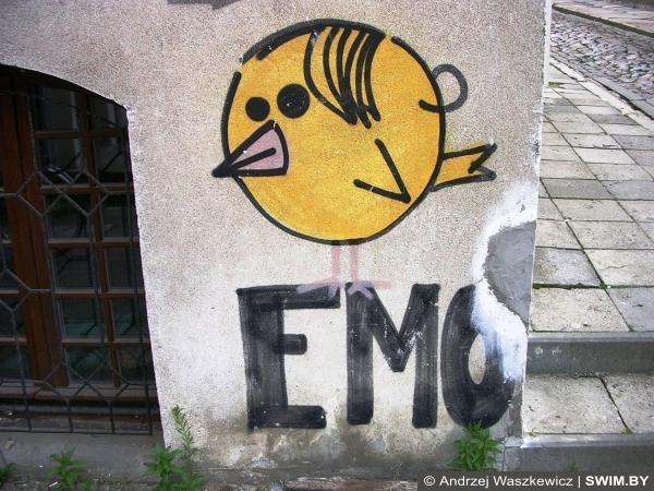 Граффити, улицы, Польша