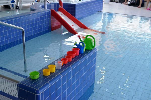 Grand Prix Bruntal 2016, соревнования по плаванию для детей