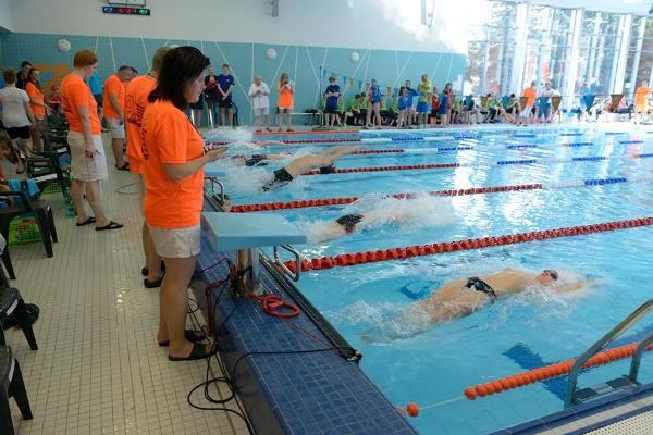 Grand Prix Bruntal 2016, соревнования по плаванию