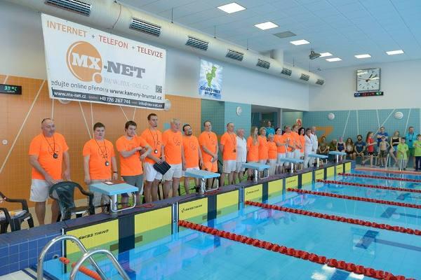 Grand Prix Bruntal 2016, турнир по плаванию
