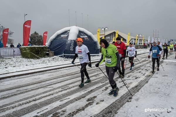 Grand Prix Gdynia 2016, бег 10 километров, бег в Гдыне