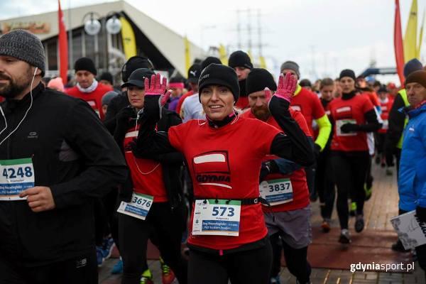 Grand Prix Gdynia 2016, бег 10 километров, бег Гдыня