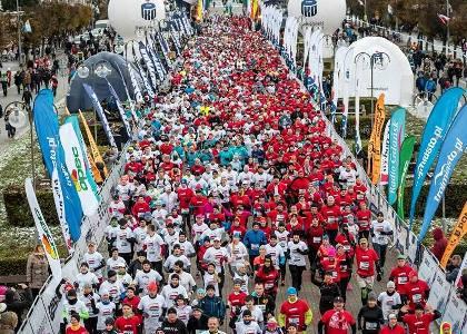 Grand Prix Gdynia 2016, бег 10 километров