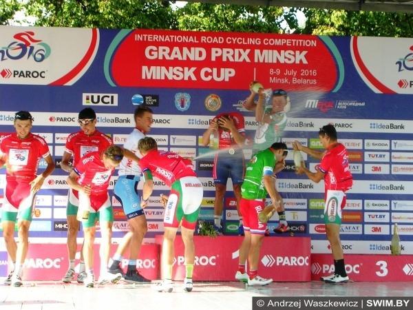Гран-при Минска по велоспорту 2016, Grand Prix Minsk cycling