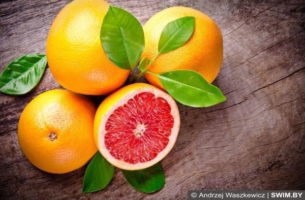Грейпфрут, самые полезные продукты для сердца