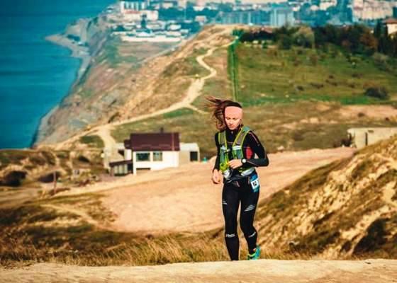 HOKA Grom Anapa Trail 2017, беговой трейл марафон в Анапе