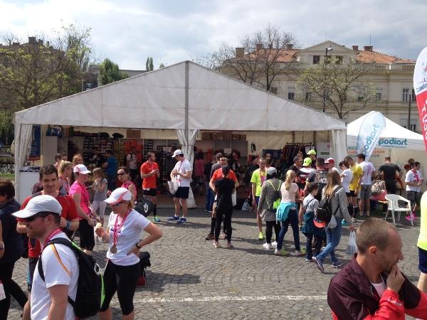 Весенний полумарафон в Будапеште 2017, Одиссей Дельянов, полумарафон в Будапеште