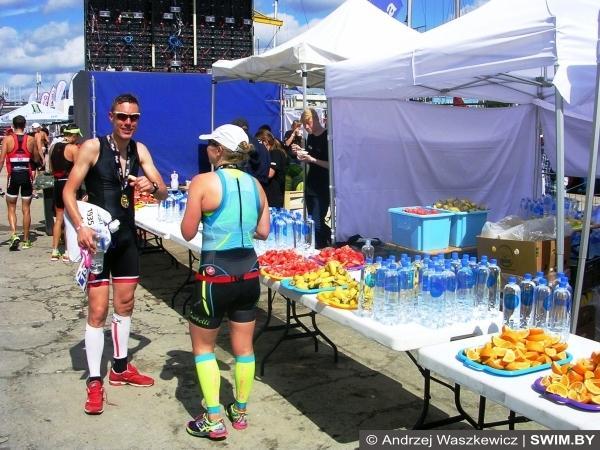 Herbalife IRONMAN 70.3 Gdynia 2017, Ironman Triathlon, соревнования по триатлону