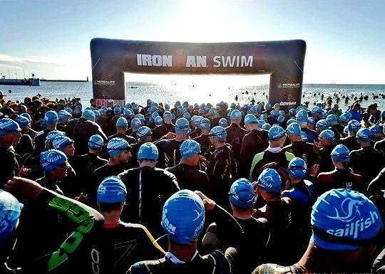 Herbalife IRONMAN 70.3 Gdynia 2017, Ironman Triathlon, триатлон