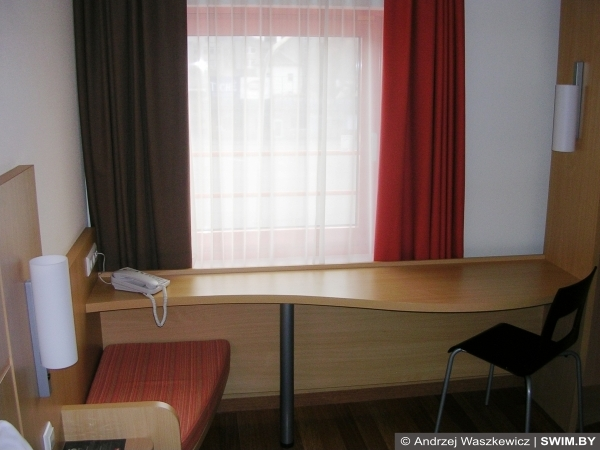 Отель Ibis Kaunas, центр Каунаса, тур в Литву