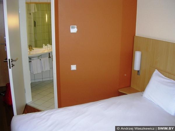 Отель Ibis Kaunas, центр Каунаса, отдых в Литве