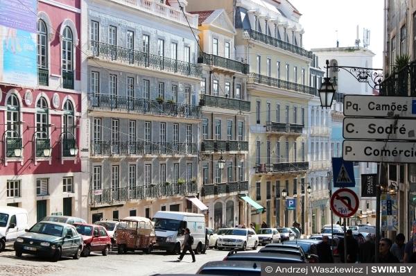 Отели Европы, Mercy Лиссабон, Португалия