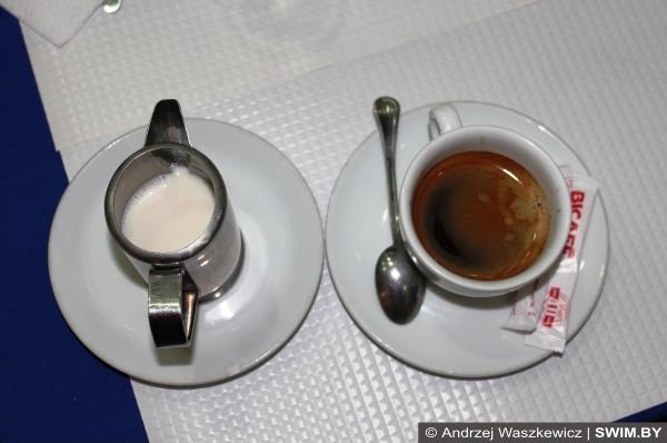 Отель Лиссабон, Португалия, кофе