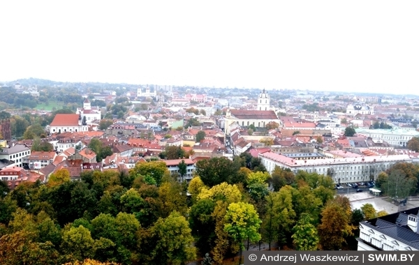 Вильнюс, что посмотреть, Vilnius sights, city center